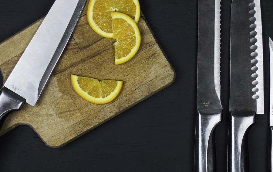 El cuchillo: tipos y usos