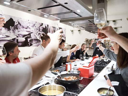 Curso De Cocina Madrid | Cursos De Cocina En Kitchen Club Madrid Voy A Ser Cocinero