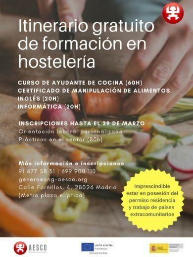 Cursos De Cocina Online Gratuitos | Cursos De Cocina Gratis En Madrid 2018 Voy A Ser Cocinero