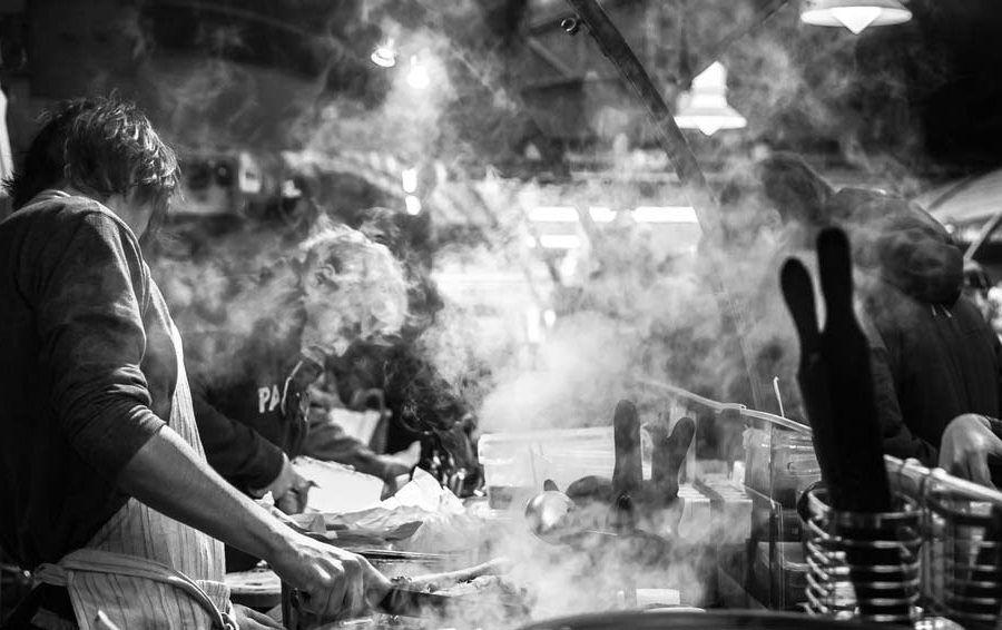 Tipos de chef en una cocina