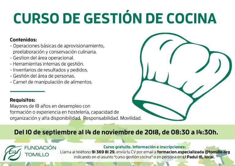 25 Cursos De Cocina Gratis En Madrid Julio 2021