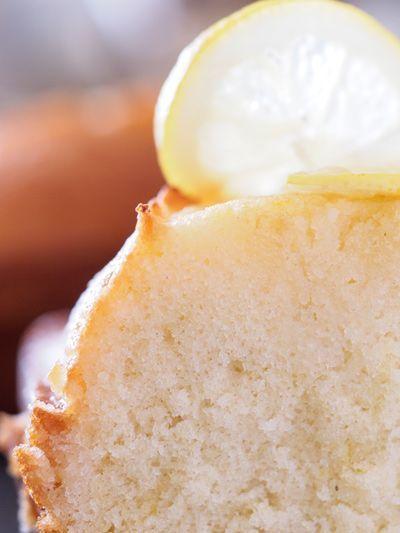 Receta de bizcocho de limón