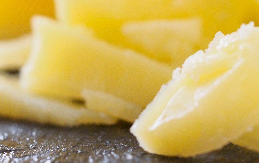 Header del artículo de mantequilla clarificada