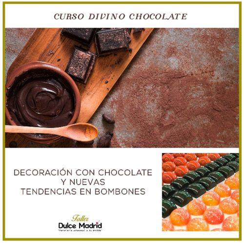 Cursos de pastelería en Dulce Madrid