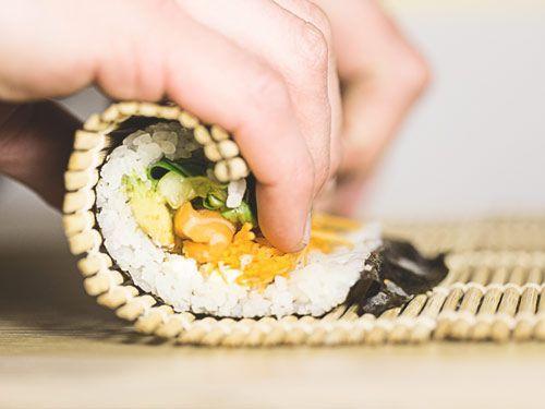 Curso de sushi gratuito en Barcelona