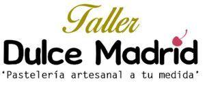 Logo de la escuela de pastelería Dulce Madrid