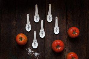 Cucharitas con ilustraciones para regalar