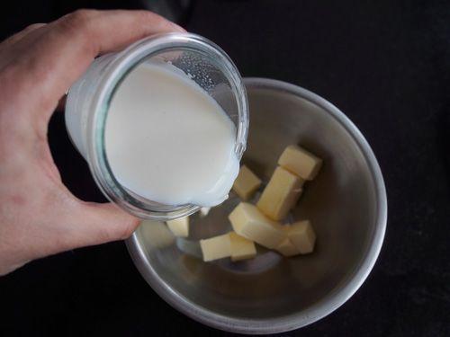 leche para receta castella japonesa