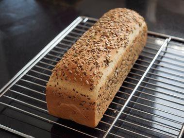 Receta de Pan de molde casero, fácil y esponjoso