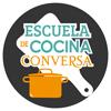 Logo de la escuela de cocina Conversa